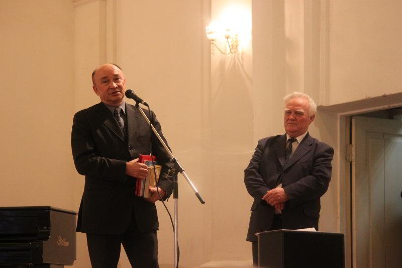 Поздравления на 55 лет мужчине в прозе официальное